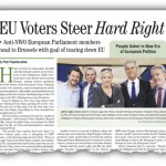 EU Voters Steer Hard Right