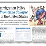 Immigration Policy Promoting Collapse of America