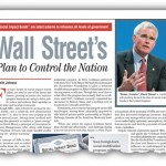Wall Street's Plan to Control the Nation