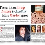 Prescription Drugs Linked to Another Mass Murder Spree