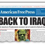 Back to Iraq: America's Middle East Meat Grinder