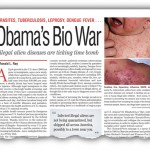 Obama Using Biological Warfare Against U.S. Citizens