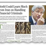 World Could Learn Much from Iran on Handling Financial Criminals