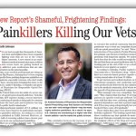 Painkillers Killing Our Vets