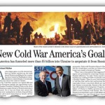 New Cold War America's Goal?