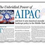 The Unbridled Power of AIPAC