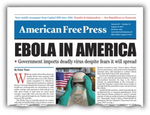 Ebola In America News