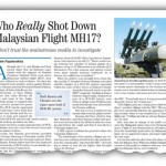 Who Really Shot Down Malaysian Flight MH17?