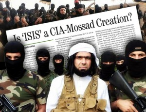 is-is-a-cia-mossad-creation