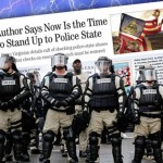 Take On Police State Now, Says Author