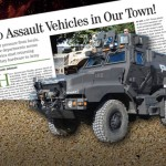 Local Police Rejecting Free U.S. Military Gear