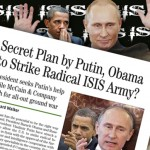 Secret Plan by Putin, Obama to Strike ISIS?