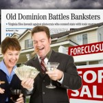 Virginia Files Billion Dollar Suit Against Banksters