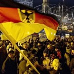 Germans Protest Islamization