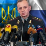 Top Ukrainian General Admits: Russian Forces Not in His Nation
