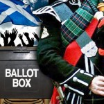 Scottish Independence Vote Stolen
