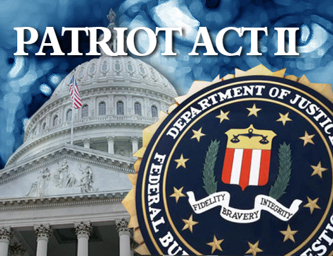 the patriot act Usa patriot act of 2001 the usa patriot act of 2001 is a 342-page, sprawling piece of legislation that contains more than 150 sections and amends more than 15 federal laws the law's full name is the uniting and strengthening america by providing appropriate tools required to intercept and obstruct terrorism act of 2001, hence the acronym usa patriot act.