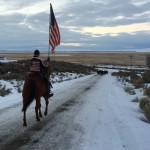 AFP in Oregon: Standoff