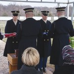 Willis Carto Laid to Rest in Arlington National