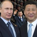 China Backs Russia's War Against ISIS in Syria