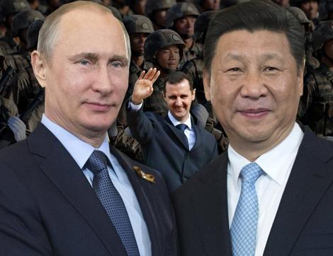 Putin&ChinaISIS