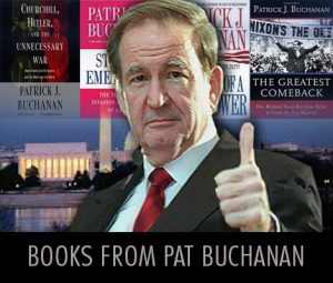 Books from Pat Buchanan