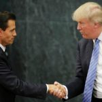 Conquistador Trump Journeys to Mexico, Reaffirms Tough Immigration Policies