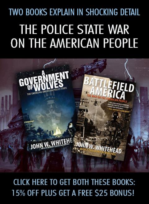 Police State Books John Whitehead