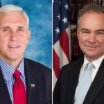 Mike Pence, Tim Kaine Battle It Out in Heated Vice Presidential Debate