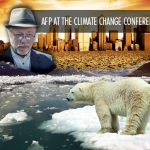 Scholars Gather to Discuss Man-Made Global Warming Theory