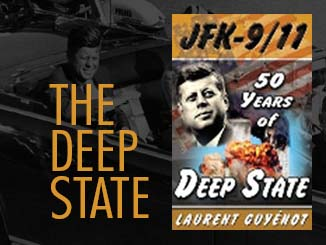 The Deep State JFK-911 cover