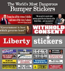 Liberty Stickers