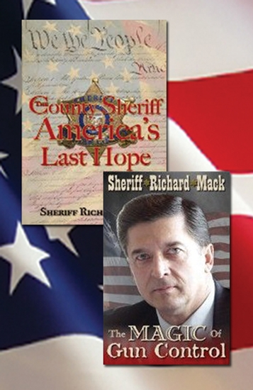 Books by Sheriff Richard Mack