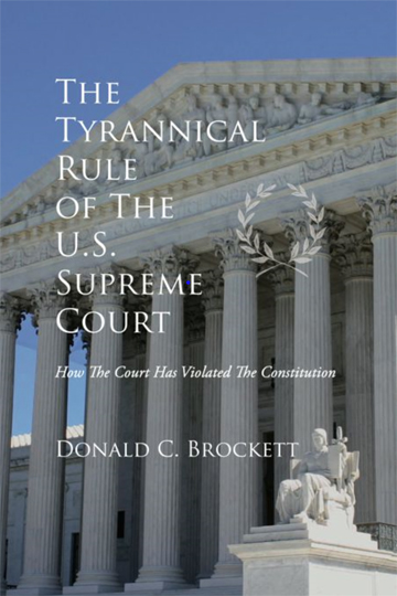 Cover Tyrannical Rule of Supreme Court