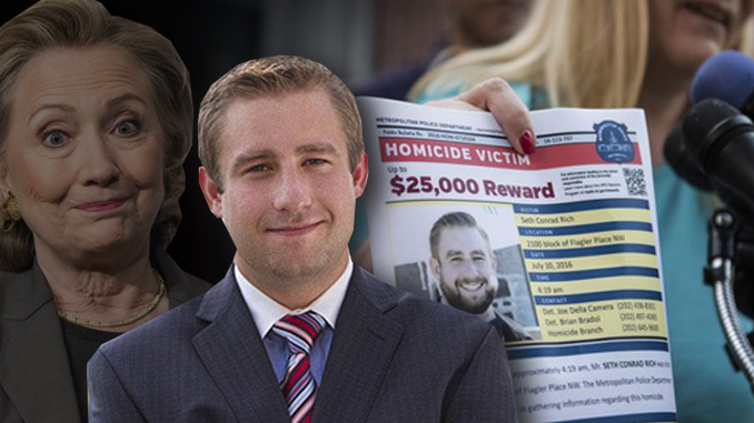 Russian government promotes conspiracy surrounding murdered DNC staffer