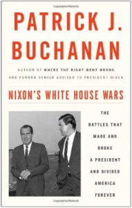 Buchanan, Nixon's White House Wars