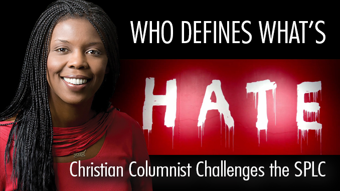 Who defines hate?