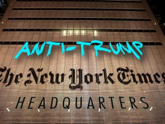 New York Time Trump