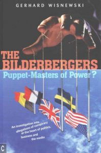 Bilderbergers Puppet Masters Cover