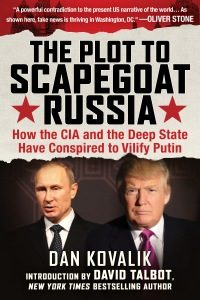 Plot to Scapegoat Russia