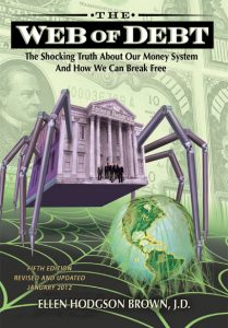 Web of Debt cover