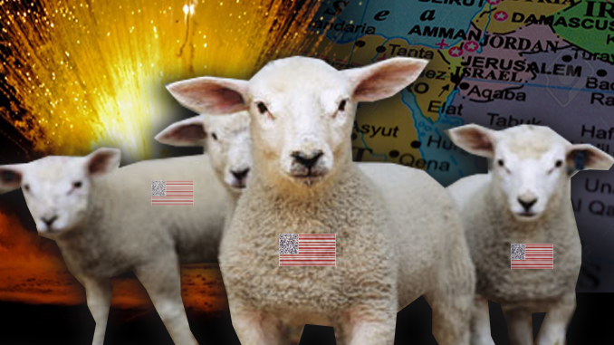 Sacrificial Lambs to Slaughter