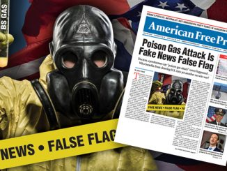 Poison Gas Fake News
