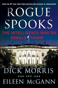 Rogue Spooks, by Dick Morris