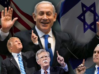 Israel controls US foreign policy