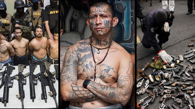 Who Is this MS-13 Gang the Media and Democrats Are ...