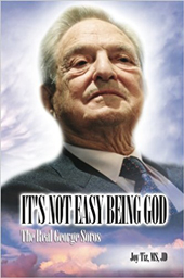 George Soros - Not Easy Being God, book cover