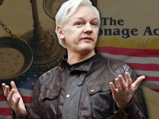 Assange Espionage Act