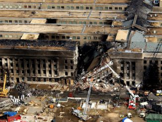 Pentagon damage 9/11