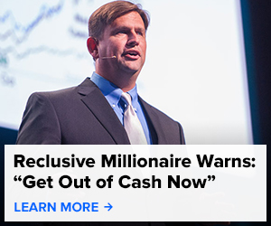 Get Out of Cash